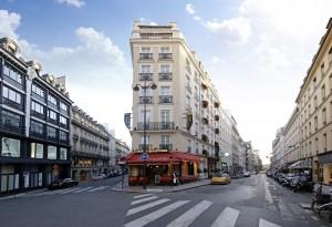 Fot: Hotel Opéra Richepanse