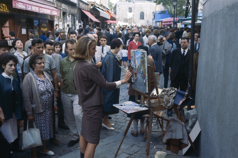Jane Fonda ∏ Franáois Pagäs Paris Match