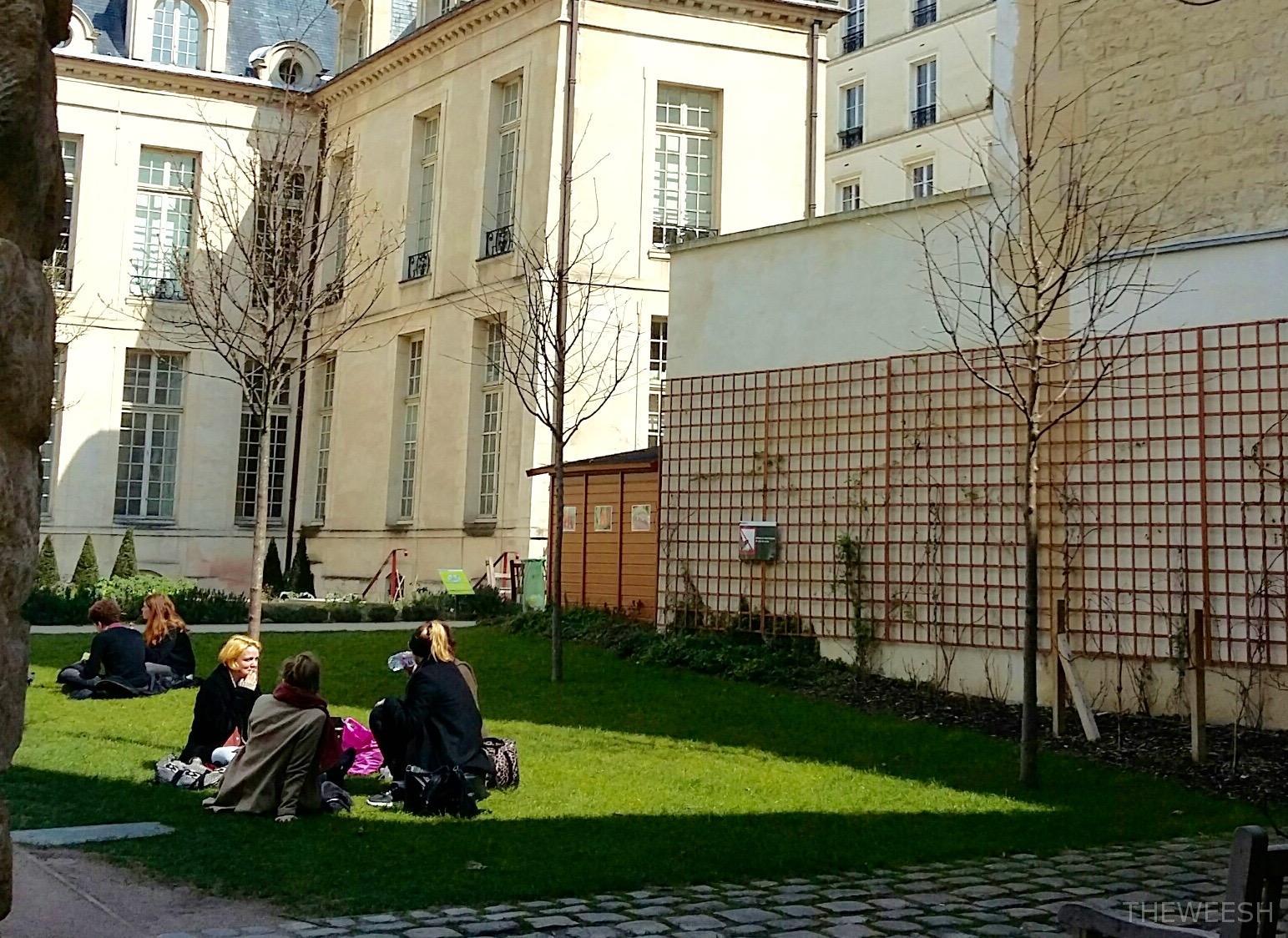 Jardin des Rosiers – Joseph-Migneret