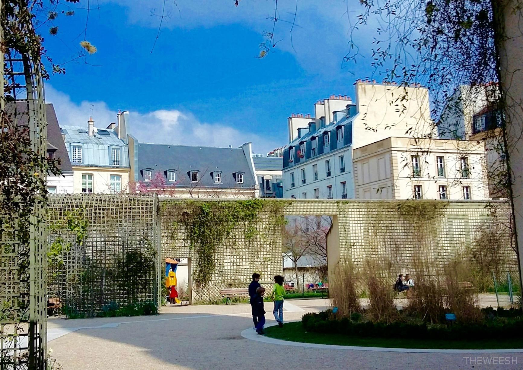 Ogród Anny Frank