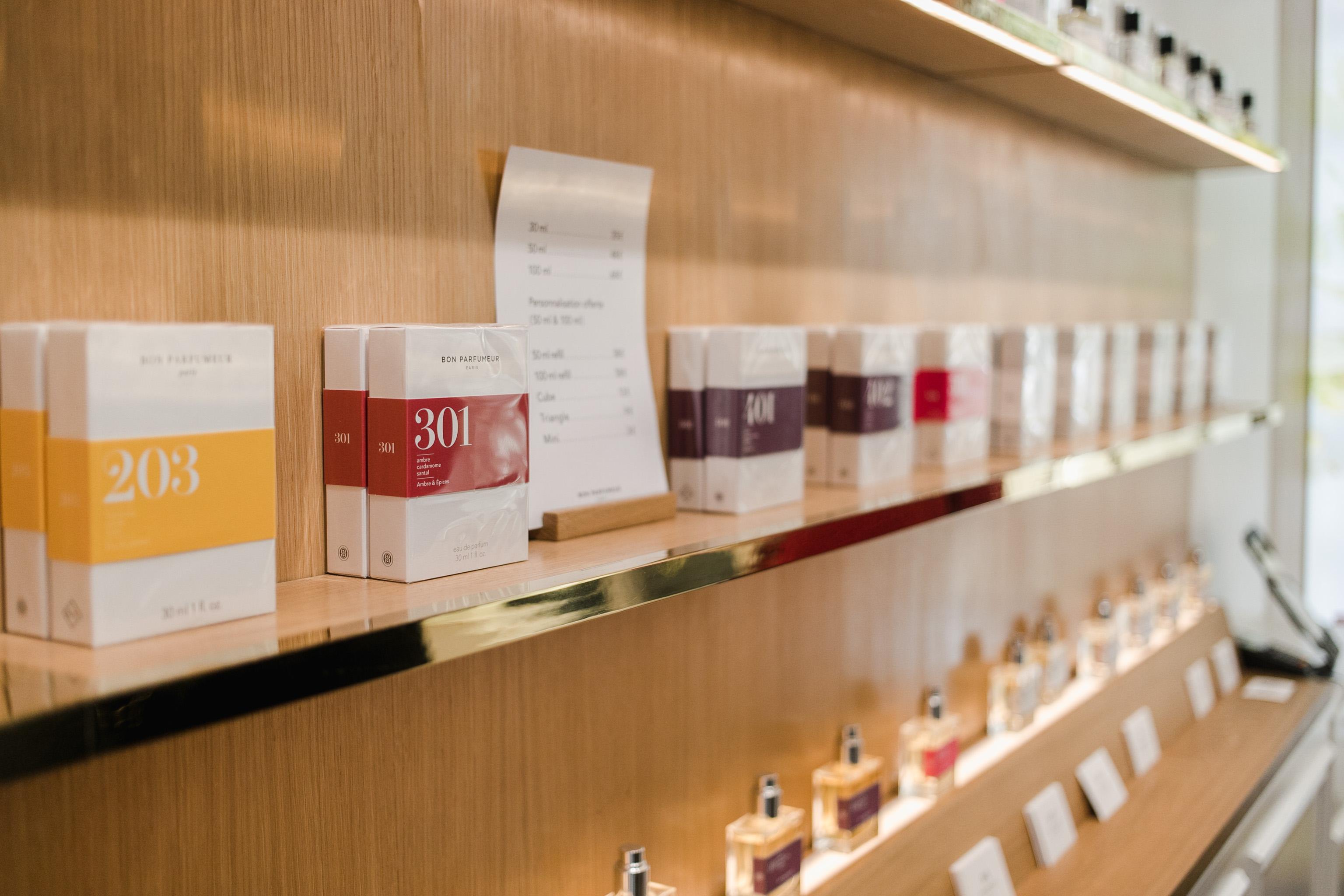 paryskie perfumy