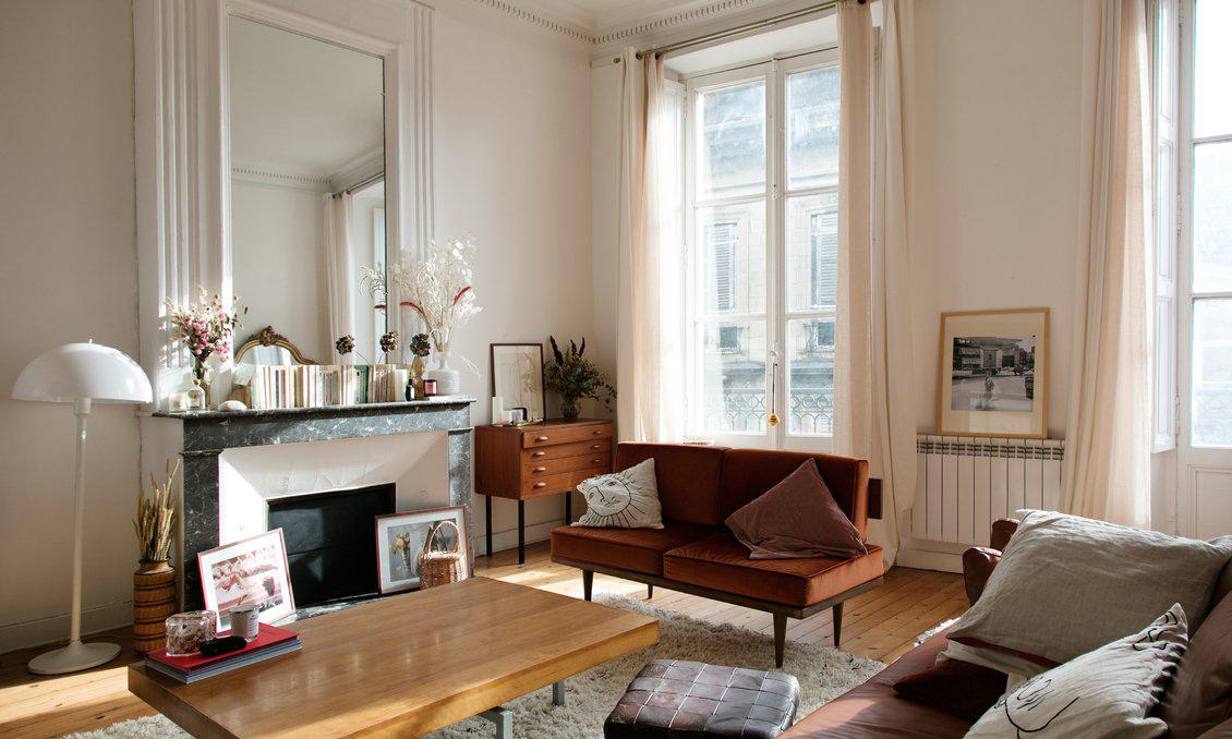 paryskie mieszkanie