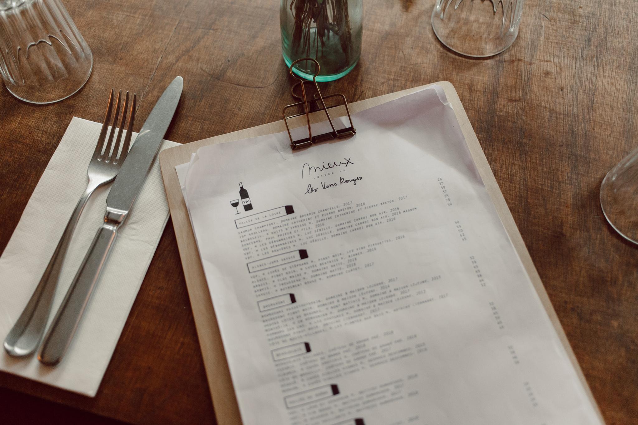 gdzie zjeść lunch w paryżu