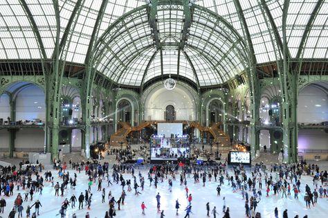 Paryż Święta